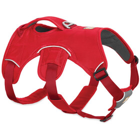 Ruffwear Web Master Harnas, red currant